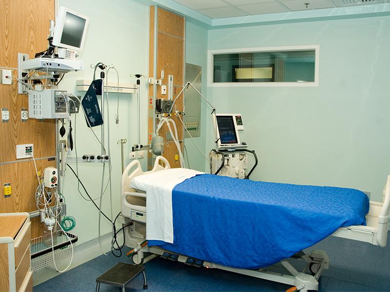 Unidades de cuidado cr tico for Cuarto quirurgico