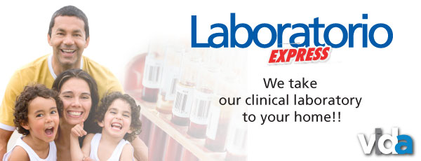 Laboratorio express